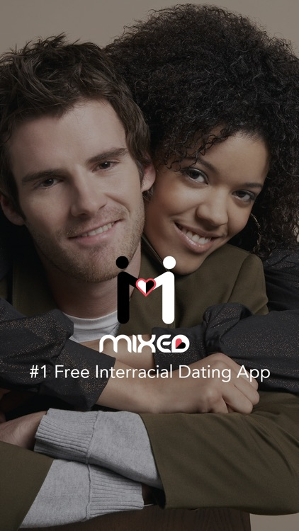 Mixed-Interracial Dating App for Black,White,Asian