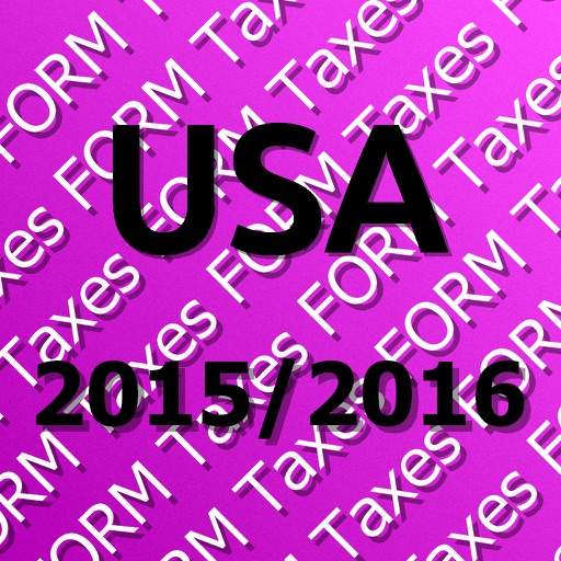 TAX IRS PDF Forms. USA