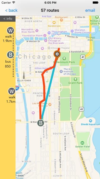 Chicago Public Transport