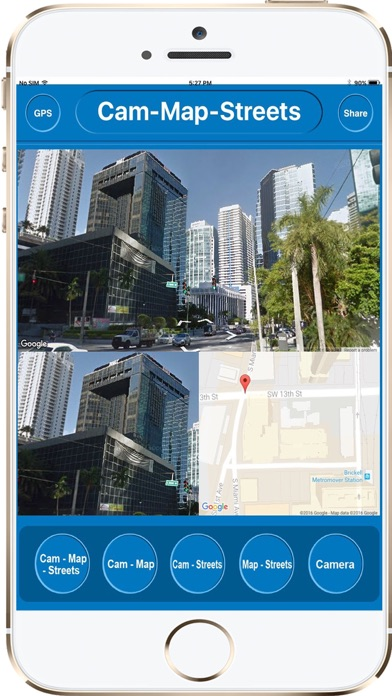 Streets Now Live Hd Camera Map review screenshots