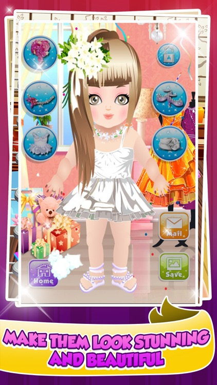 Wedding Salon Spa Makeover Make-Up Games screenshot-2