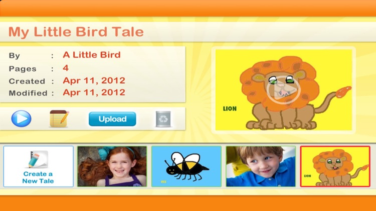 Little Bird Tales: Storytelling Made Easy