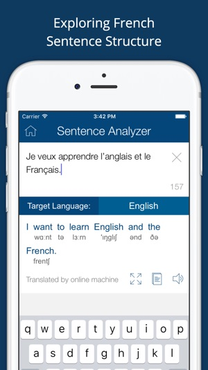 French English Dictionary Pro on the App Store