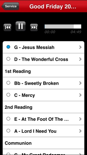 WorshipTeam on the App Store