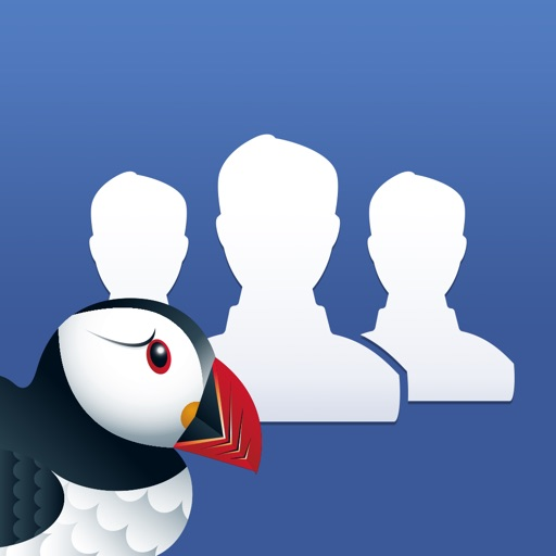 Puffin for Facebook iOS App