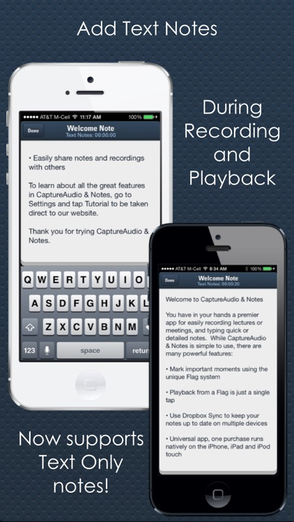 CaptureAudio - Recorder screenshot-4