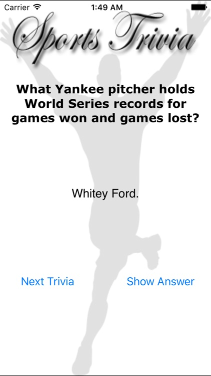 Sports Trivia Collection