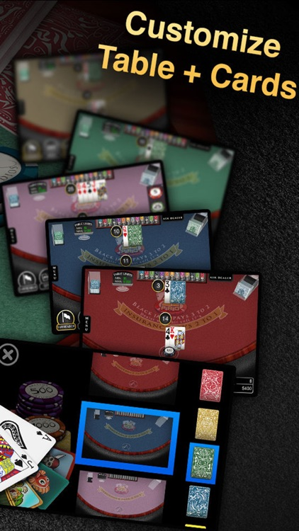 Blackjack Pro: 21 Vegas Casino screenshot-4
