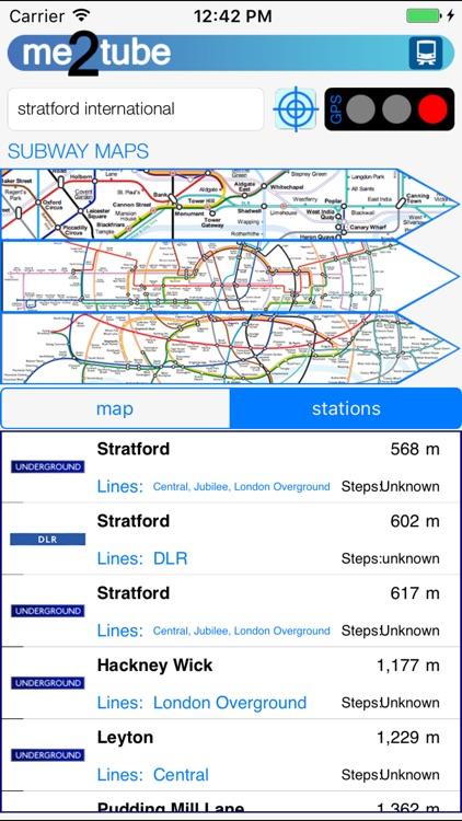 me 2 tube London Underground