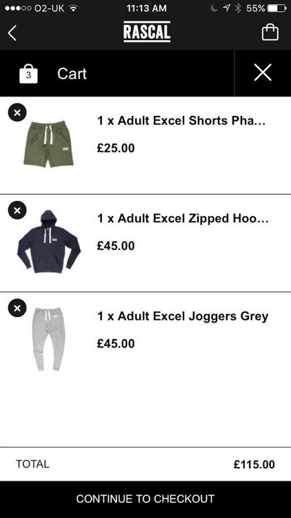 Rascal Clothing screenshot-4