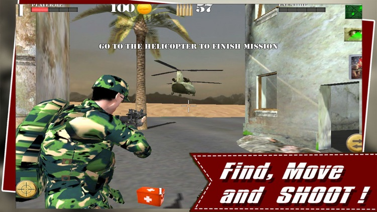 Army Sniper: Terror Shooter