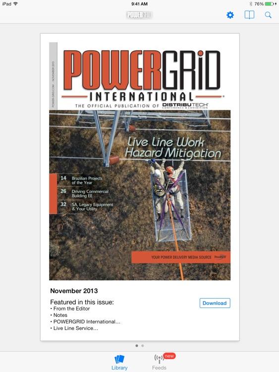 PGRID Magazine