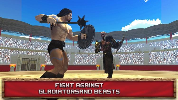 Immortal Gladiator Fighting Arena 3D Full