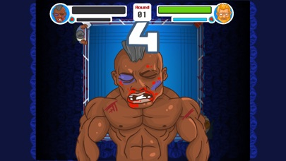 Super Punch Combat Screenshot on iOS