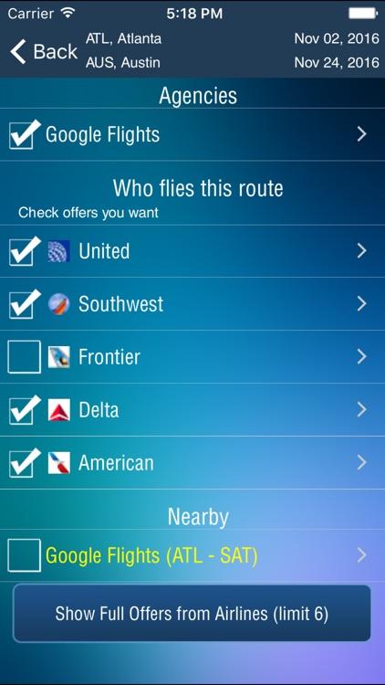 Austin Airport Pro (AUS) + Flight Tracker screenshot-4