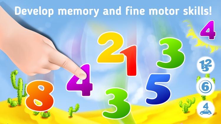 Learn Numbers educational game screenshot-3