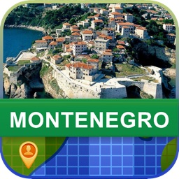 Offline Montenegro Map - World Offline Maps