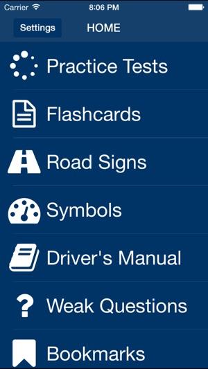 drivers permit practice test missouri