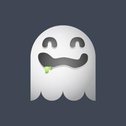 Halloween Ghosts Sticker 2