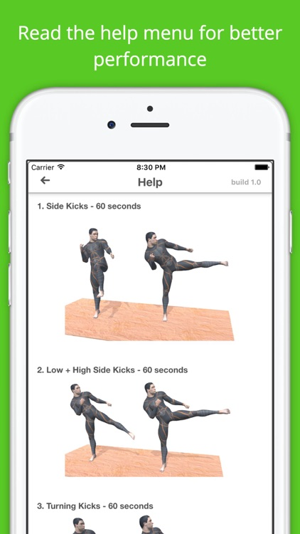 Kickboxing Workout Challenge PRO - Cardio Training screenshot-4