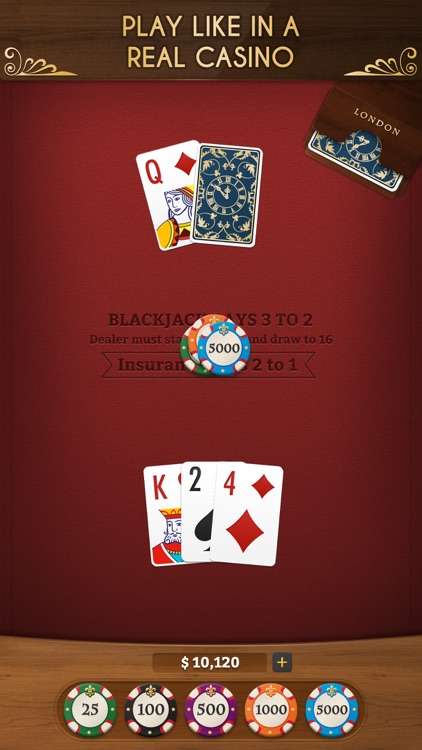 Blackjack ∙