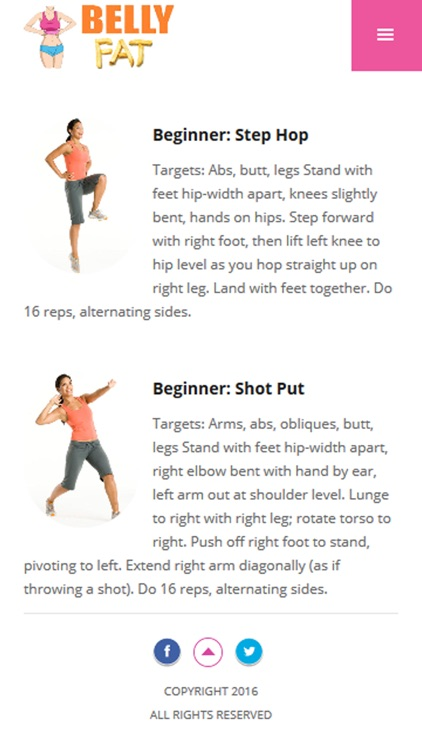 Belly Fat Exercises to Burn Abdominal Fat!