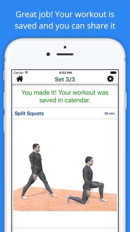 11 min Knee Pain Relief Workout Challenge PRO screenshot-3