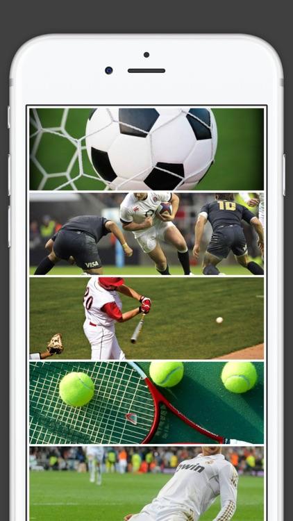 Sports+ Amazing Sports HD Wallpapers & backgrounds screenshot-3