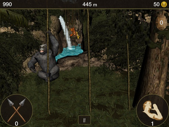 Call of Adventure: King of the Jungle-ipad-1