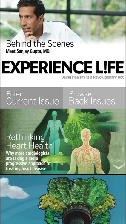 Experience Life Magazine screenshot-0