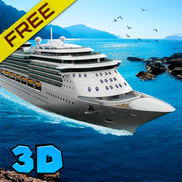 Cruise Passenger Transport Ship Simulator 3D On The App Store