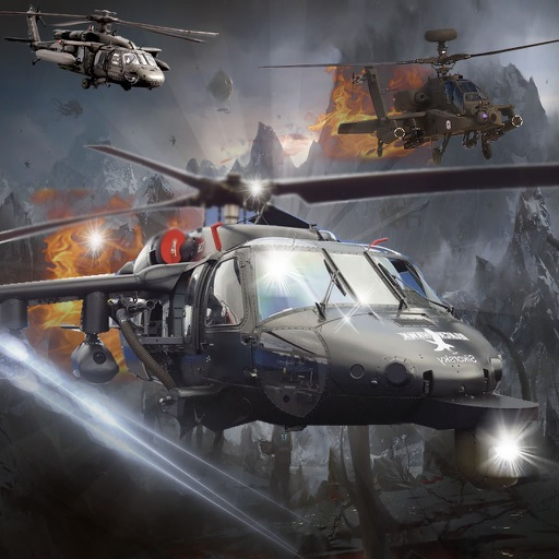 Copter Adrenaline Chaos Addictive - A Copter Addictive X-treme Game