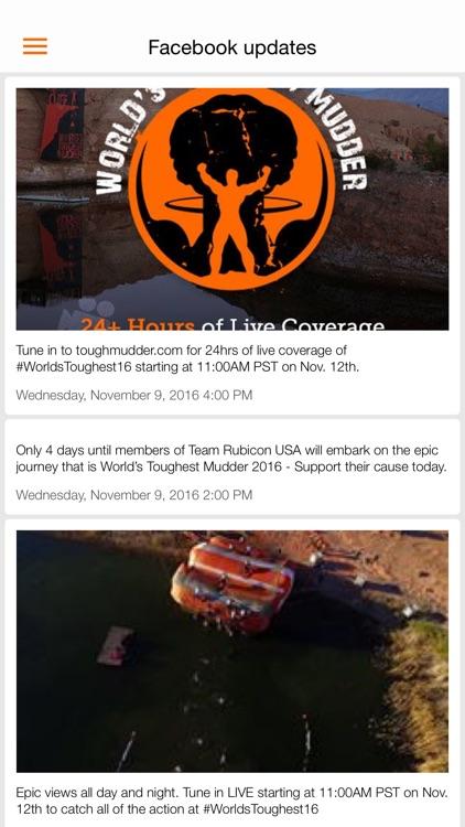 World's Toughest Mudder 2016