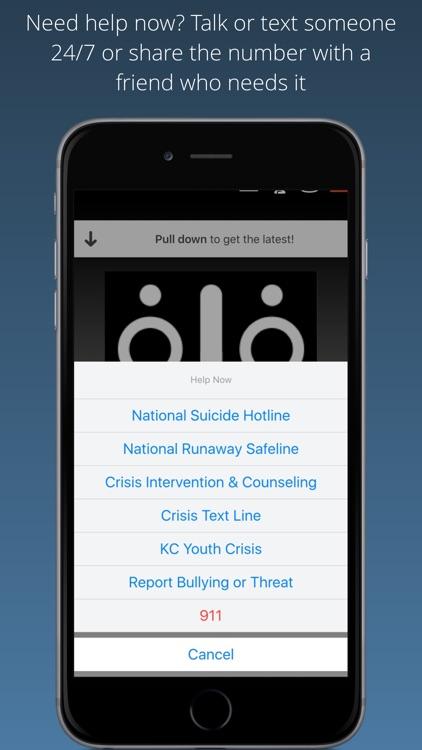 Quarky App: becoming a better friend
