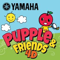 Pupple & Friends 4D