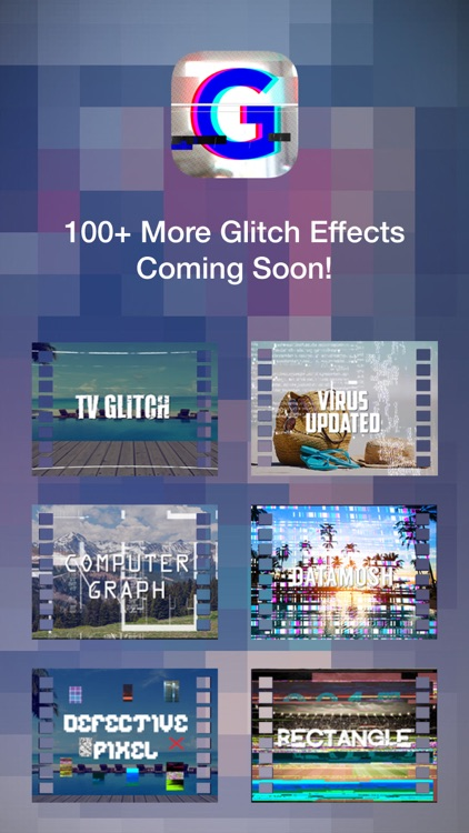 Glitch Art- Glitch Effect & Video Effects Editor screenshot-4