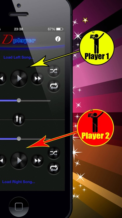 Double Player for Music with Headphones Pro