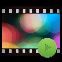 My first video player: AVI, MP4 & MKV movie reader for kids