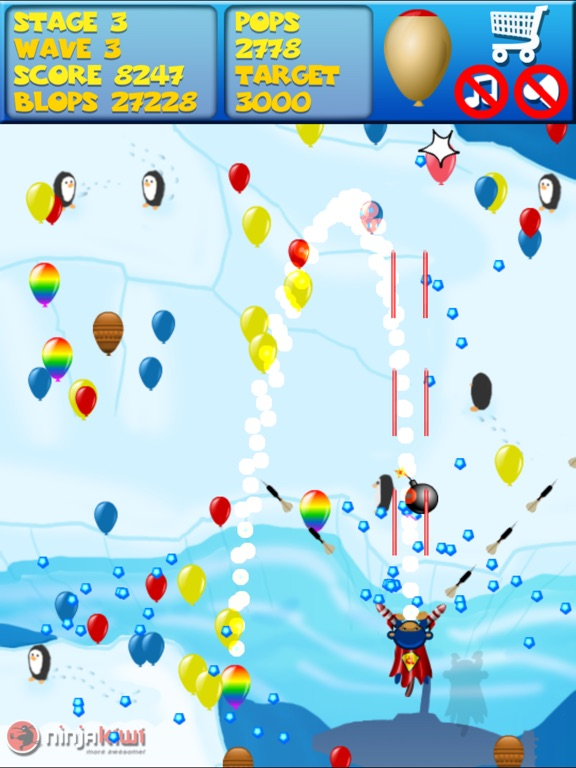 Bloons Super Monkey для iPad