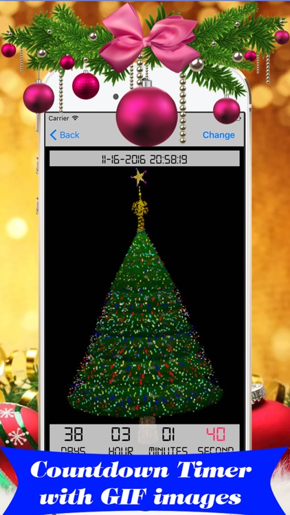 christmas songs collections xmas countdown timer