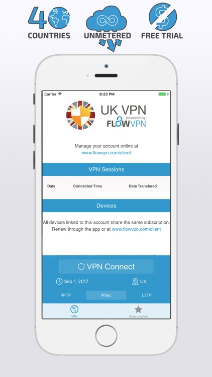 UK VPN with FREE Subscription