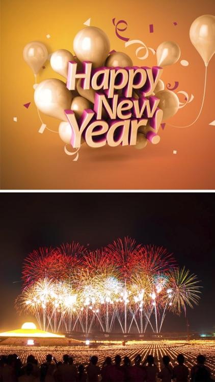 New Year Countdown - Greetings Cards & Wallpapers screenshot-4