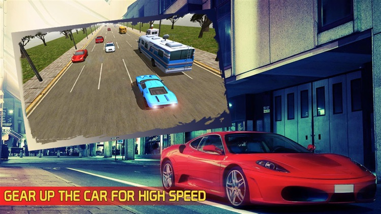 Real Racing in Car-Drive Cars screenshot-3