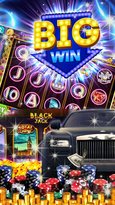 Royal Casino Free Slots Tournament & More Hot Pop 1.1 IOS
