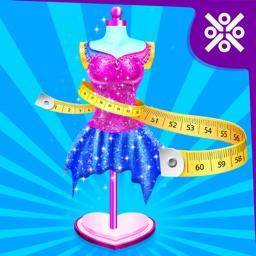Girl Fashion World Fabulous Tailor Dressing Games