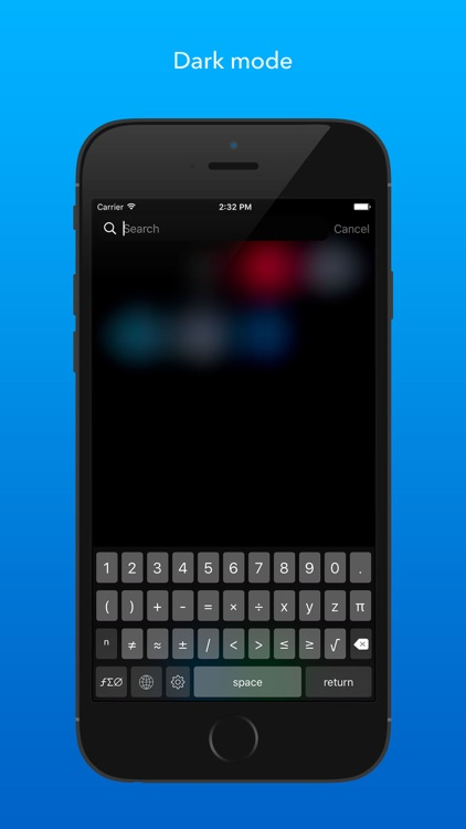 Numboard Premium – Algebra Keyboard for Math screenshot-3