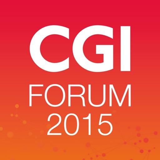 CGI Forum 2015 icon