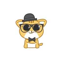 Cattitude - Cat Stickers