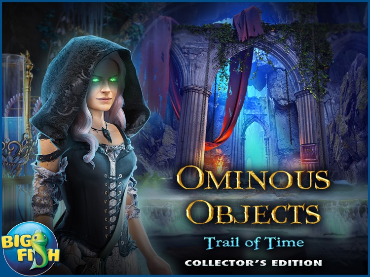 Ominous Objects: Trail of Time HD (Full) screenshot-4