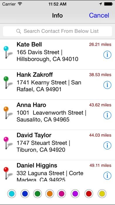 iMap 5.0 Screenshots
